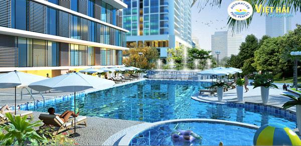 Thiết kế xây dựng hồ bơi